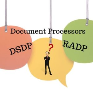 Dual Scanning Document Processing vs. Reversing Automatic Document Processing