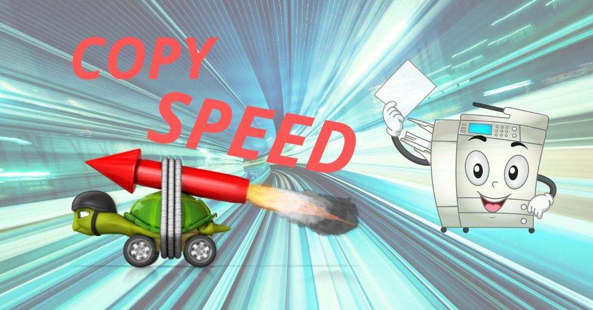 Featured Image Copier Speed