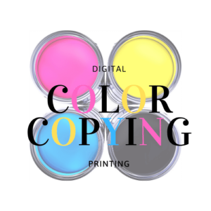CYMK Color Copiers and Printing